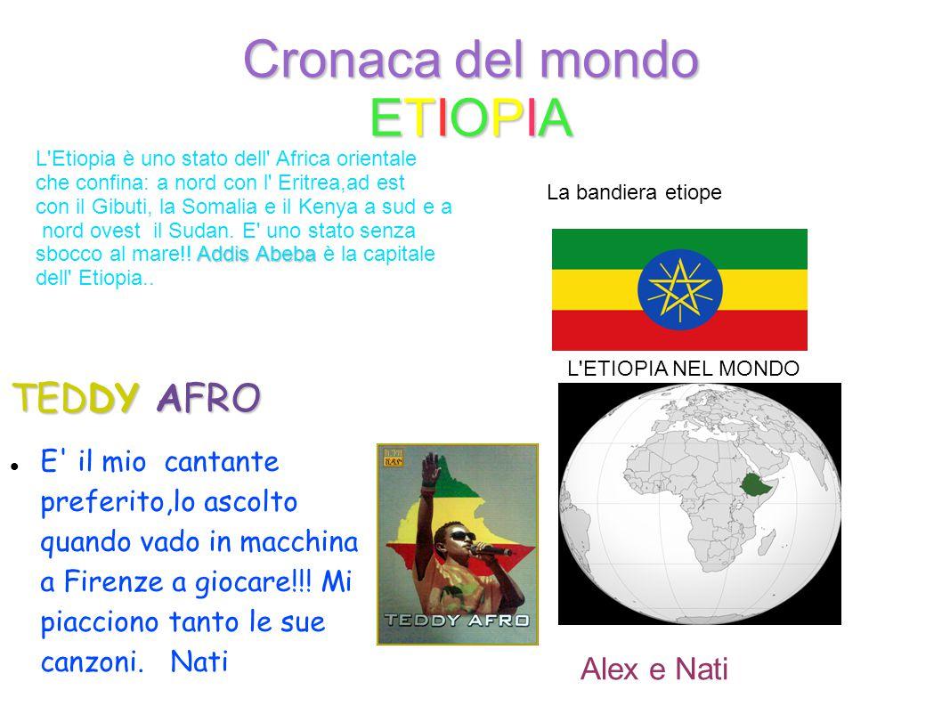 Cronaca del mondo ETIOPIA