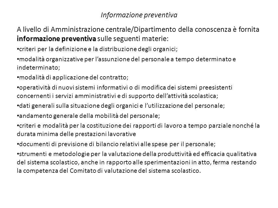 Informazione preventiva