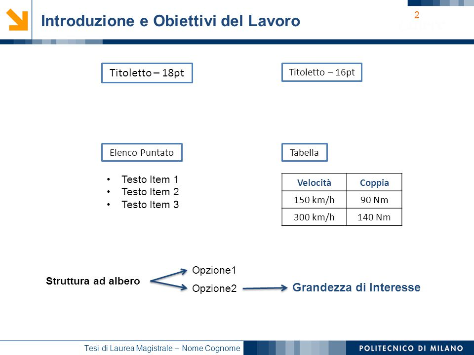 Introduzione e Obiettivi del Lavoro