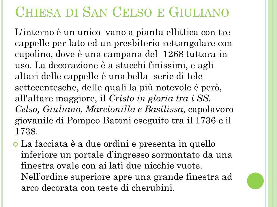 Chiesa di San Celso e Giuliano