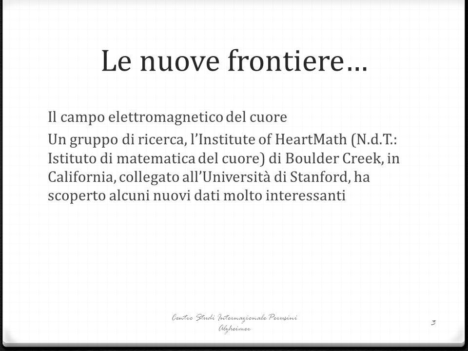 Centro Studi Internazionale Perusini Alzheimer
