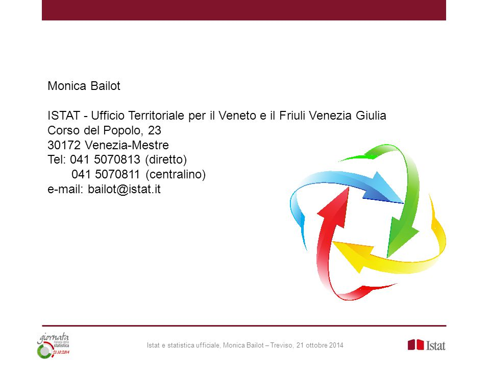 e-mail: bailot@istat.it