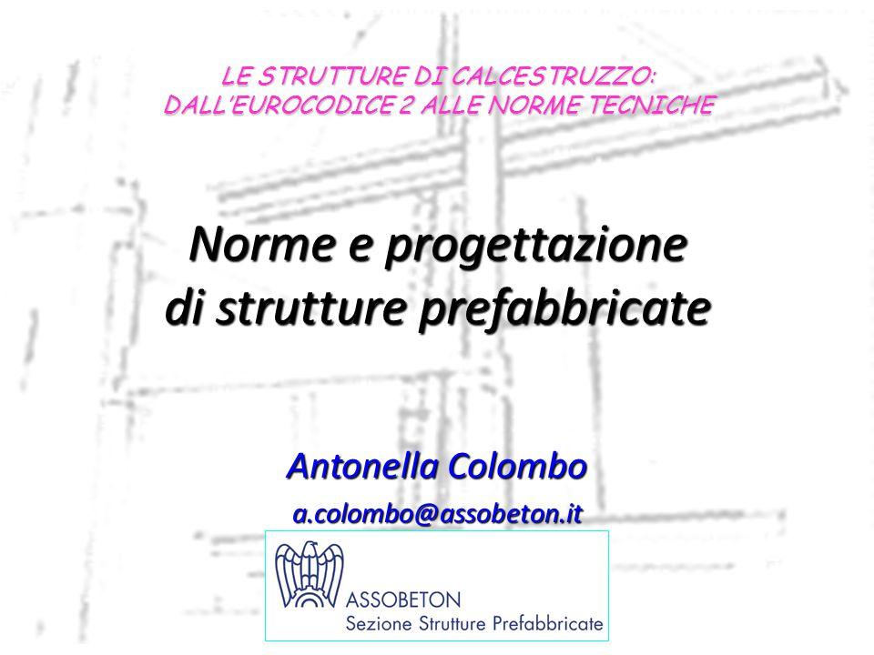 Norme e progettazione di strutture prefabbricate