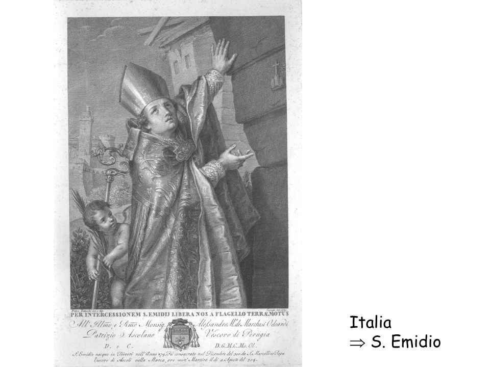 Italia  S. Emidio