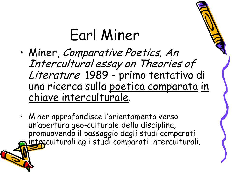 Earl Miner