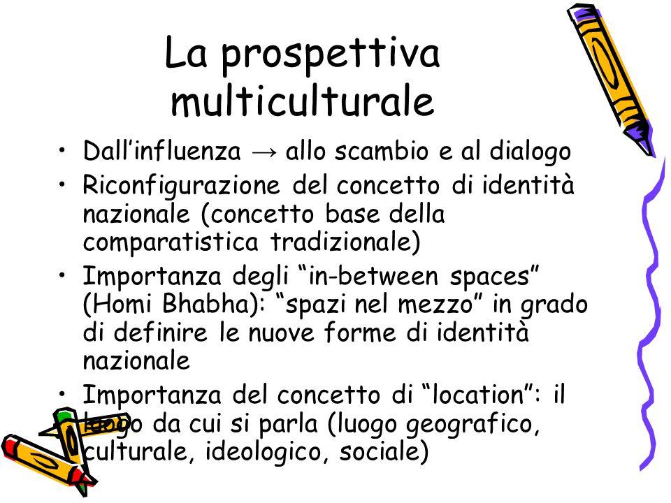 La prospettiva multiculturale