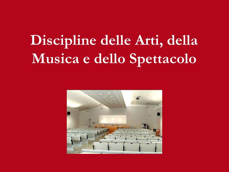 Discipline delle Arti, della Musica e dello Spettacolo