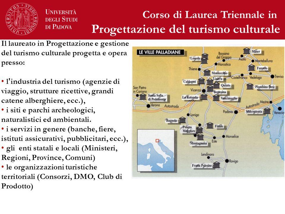 Progettazione del turismo culturale