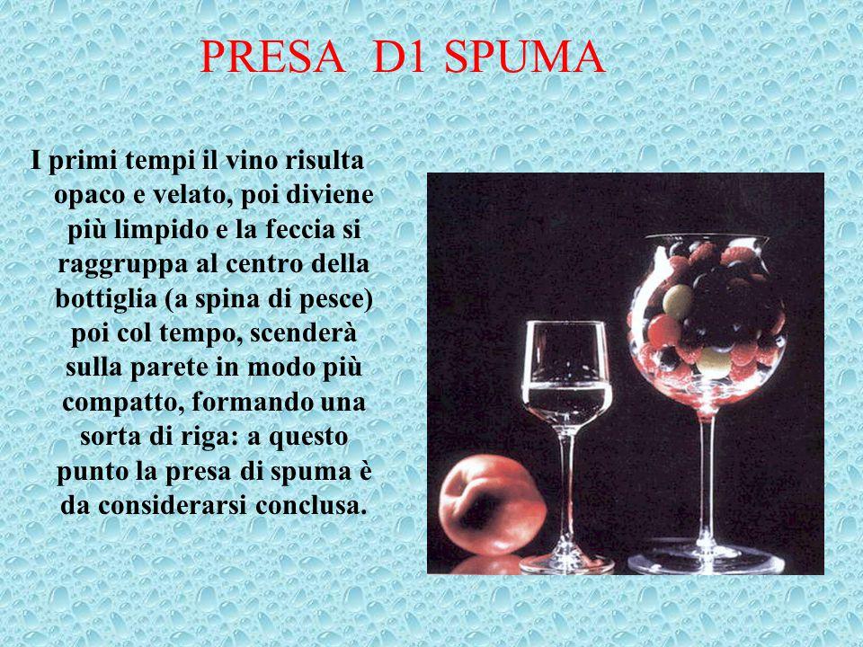 PRESA D1 SPUMA
