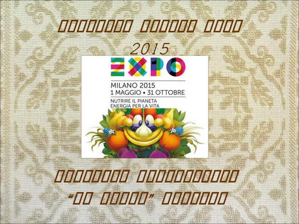 Progetto Milano Expo 2015 Istituto Comprensivo Li Punti Sassari