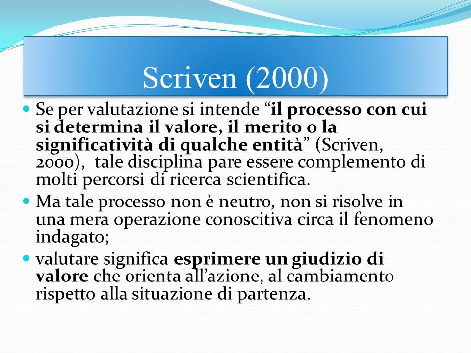 Scriven (2000)