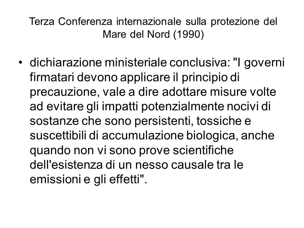 Terza Conferenza internazionale sulla protezione del Mare del Nord (1990)