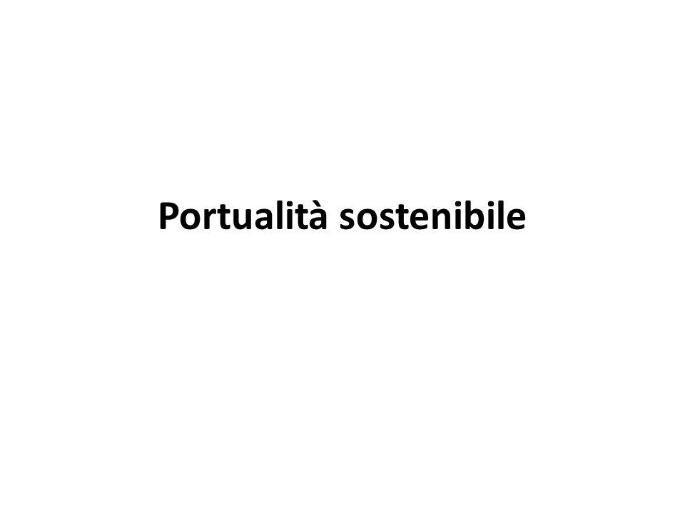 Portualità sostenibile