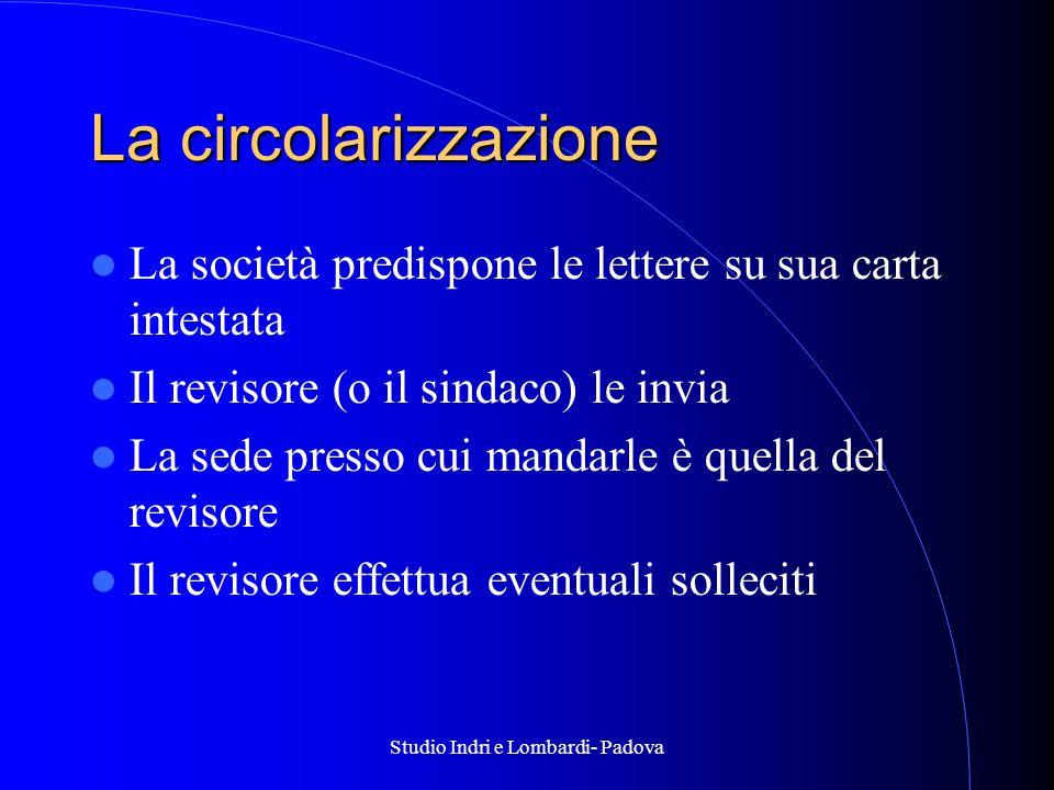 Studio Indri e Lombardi- Padova