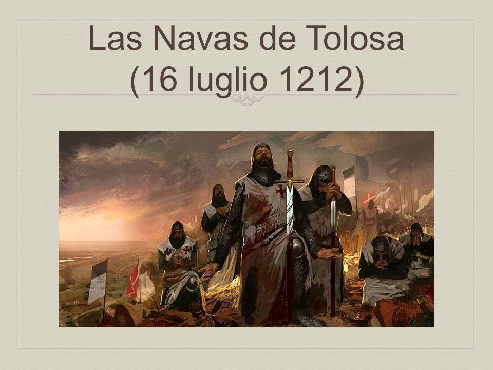 Las Navas de Tolosa (16 luglio 1212)