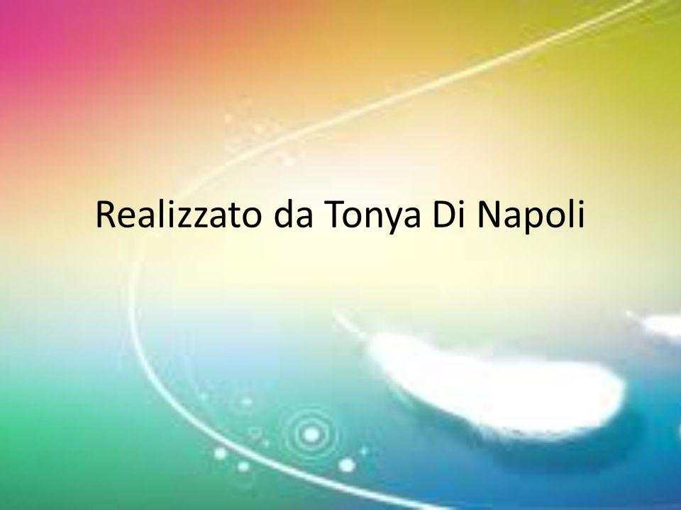Realizzato da Tonya Di Napoli