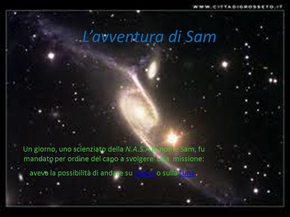 L'avventura di Sam