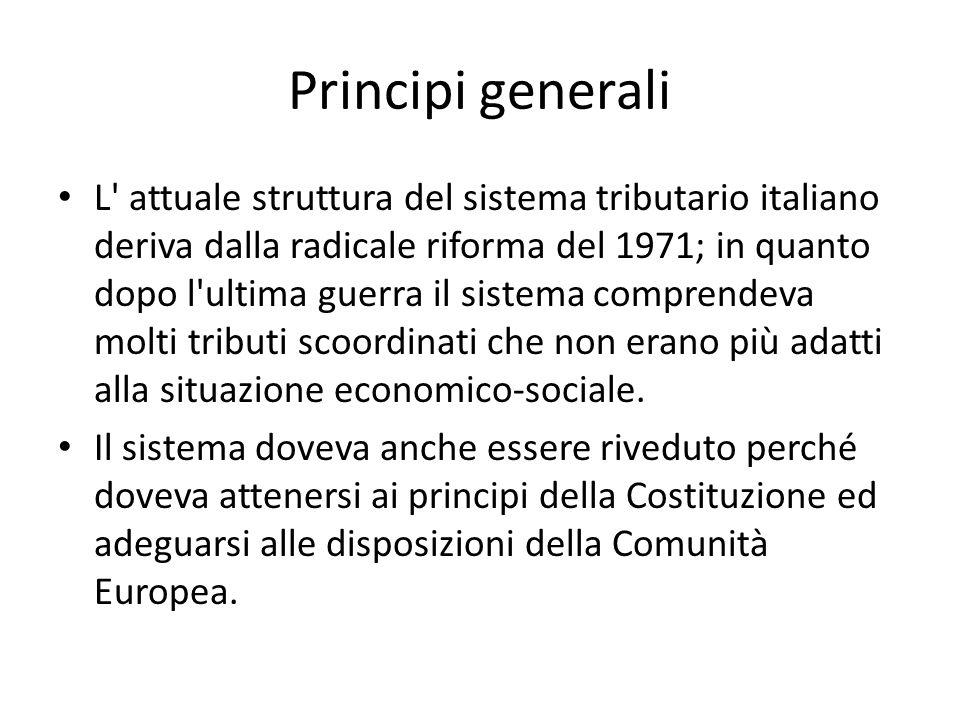 Principi generali