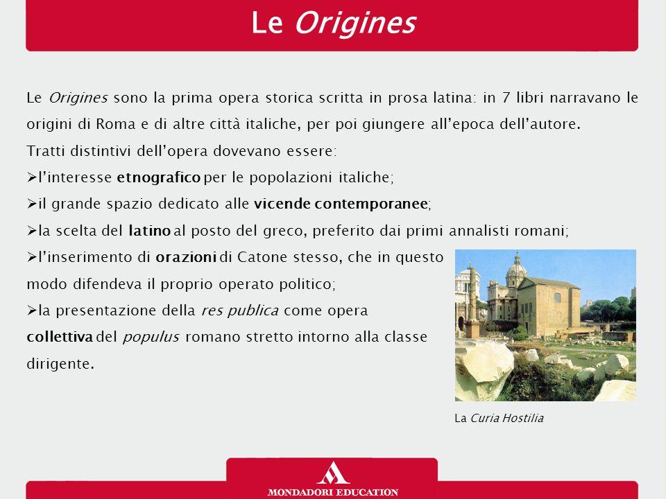 Le Origines 12/01/13.