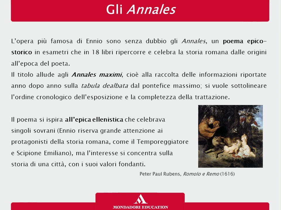 Gli Annales 12/01/13.