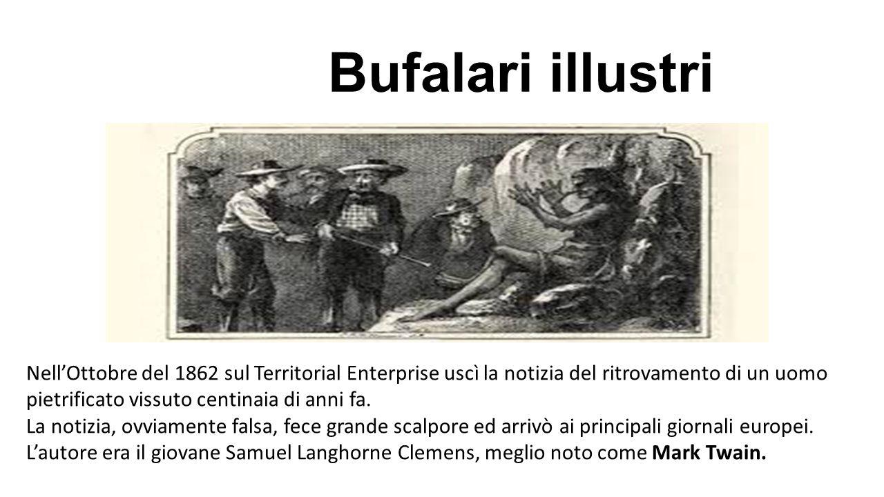 Bufalari illustri