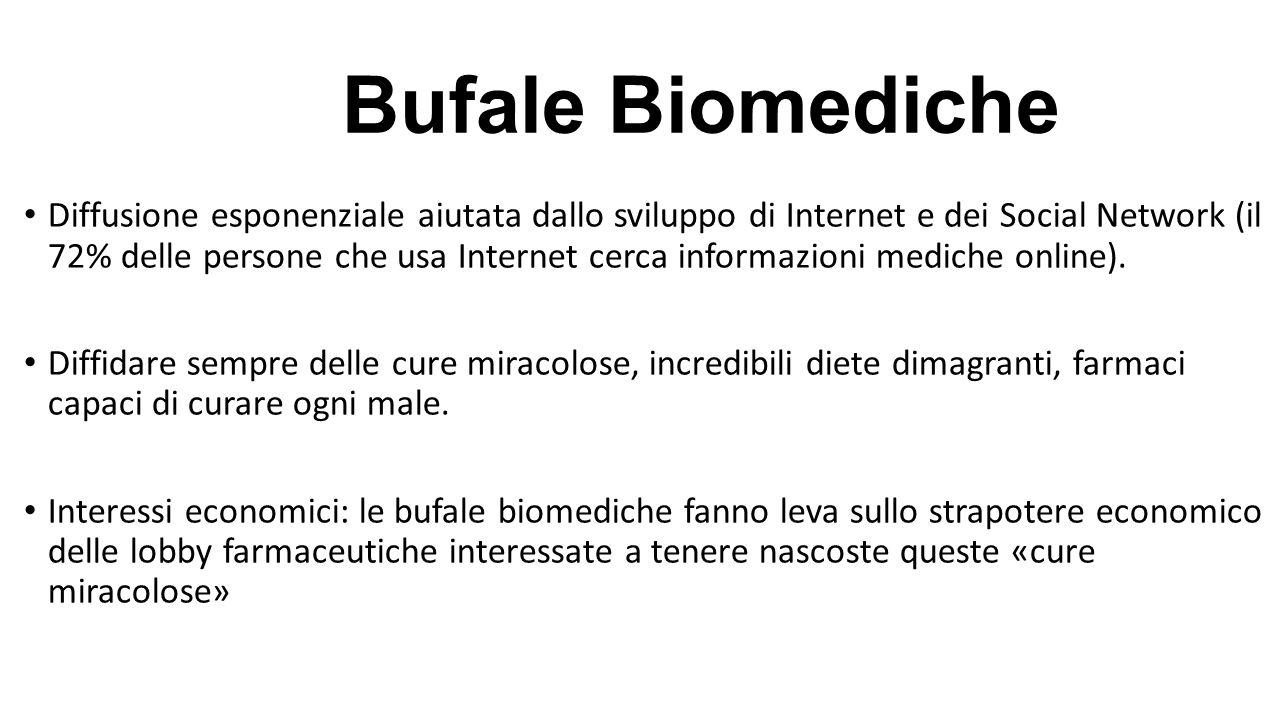 Bufale Biomediche