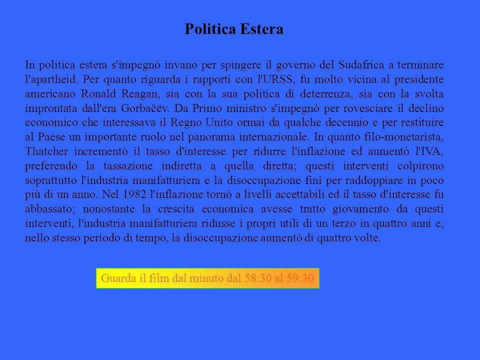 Politica Estera