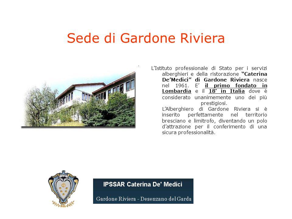 Sede di Gardone Riviera