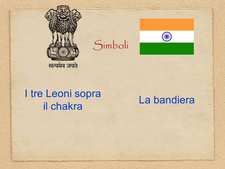 I tre Leoni sopra il chakra