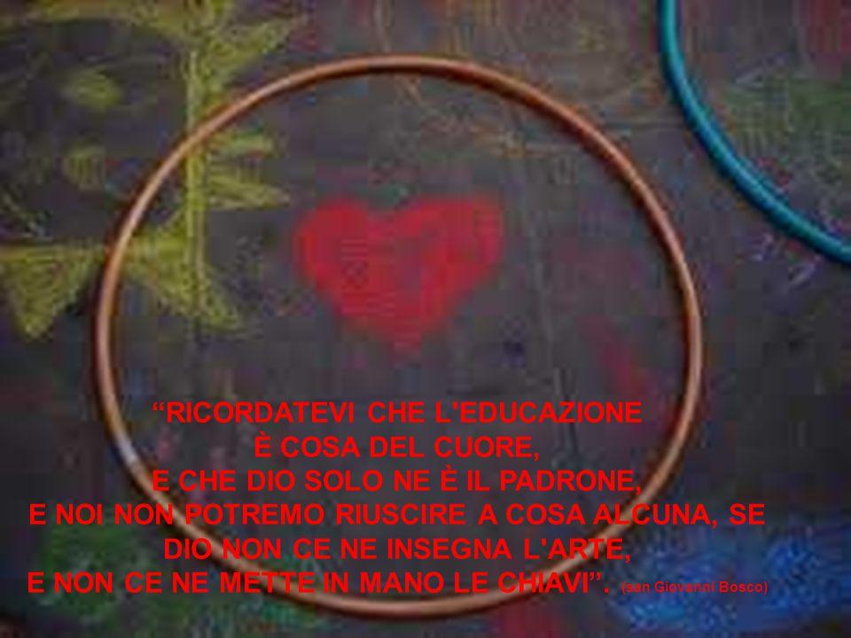 RICORDATEVI CHE L EDUCAZIONE