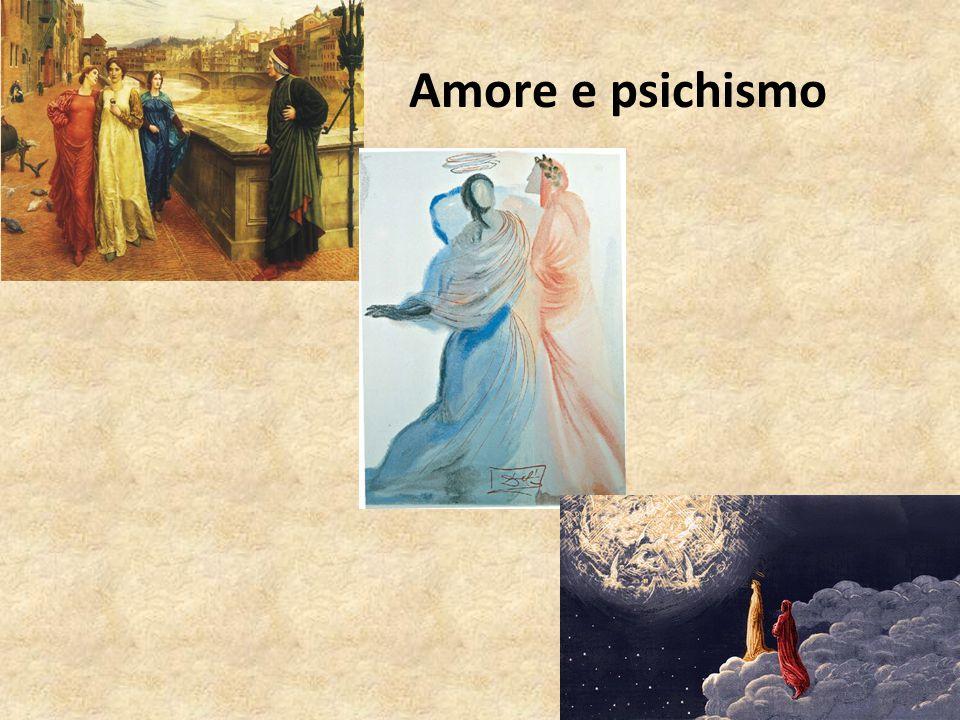 Amore e psichismo