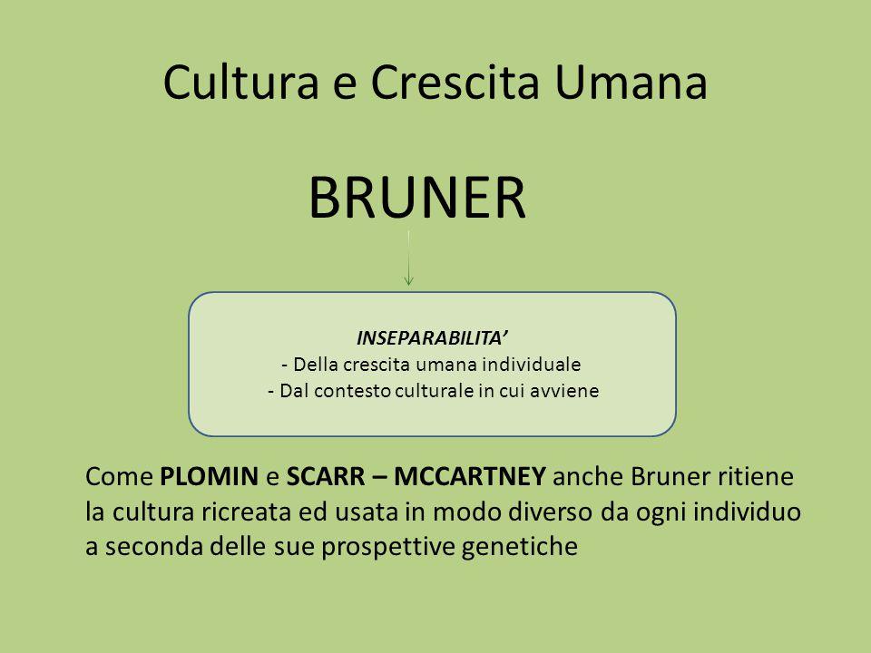 Cultura e Crescita Umana
