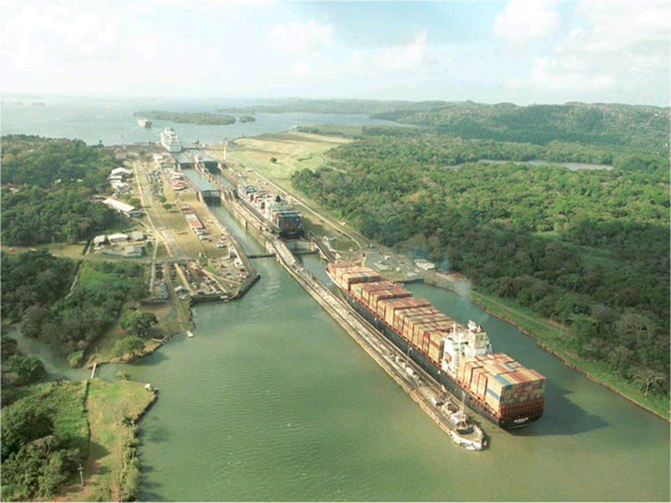 Source: Panama Canal Commission
