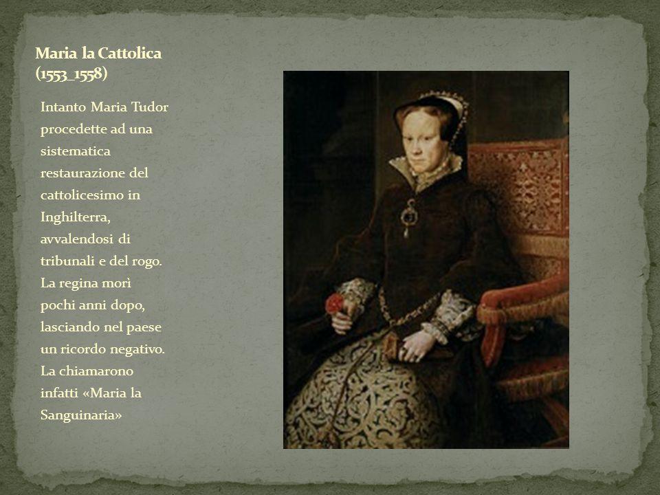 Maria la Cattolica (1553_1558)