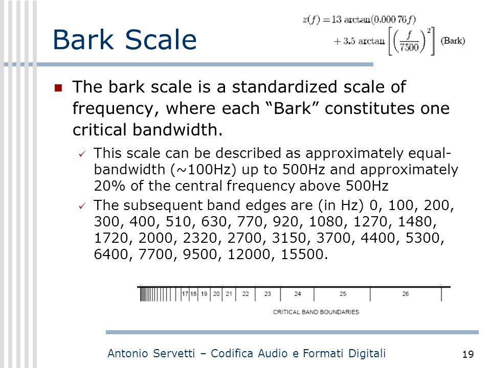 http://www.ling.su.se/staff/hartmut/bark.htm Bark Scale.