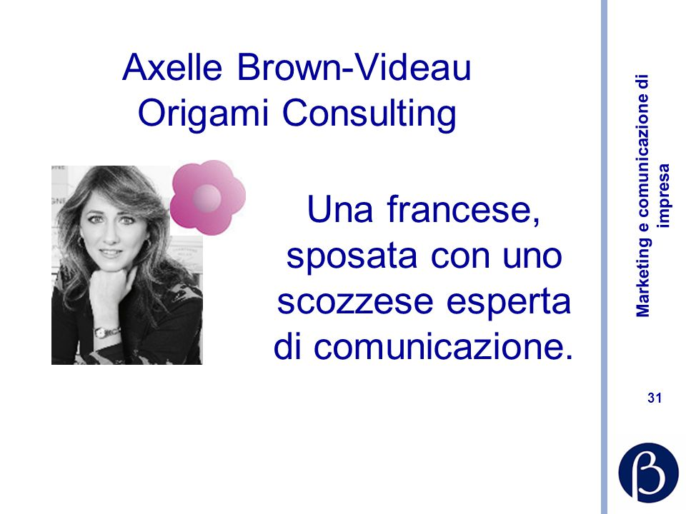 Axelle Brown-Videau Origami Consulting
