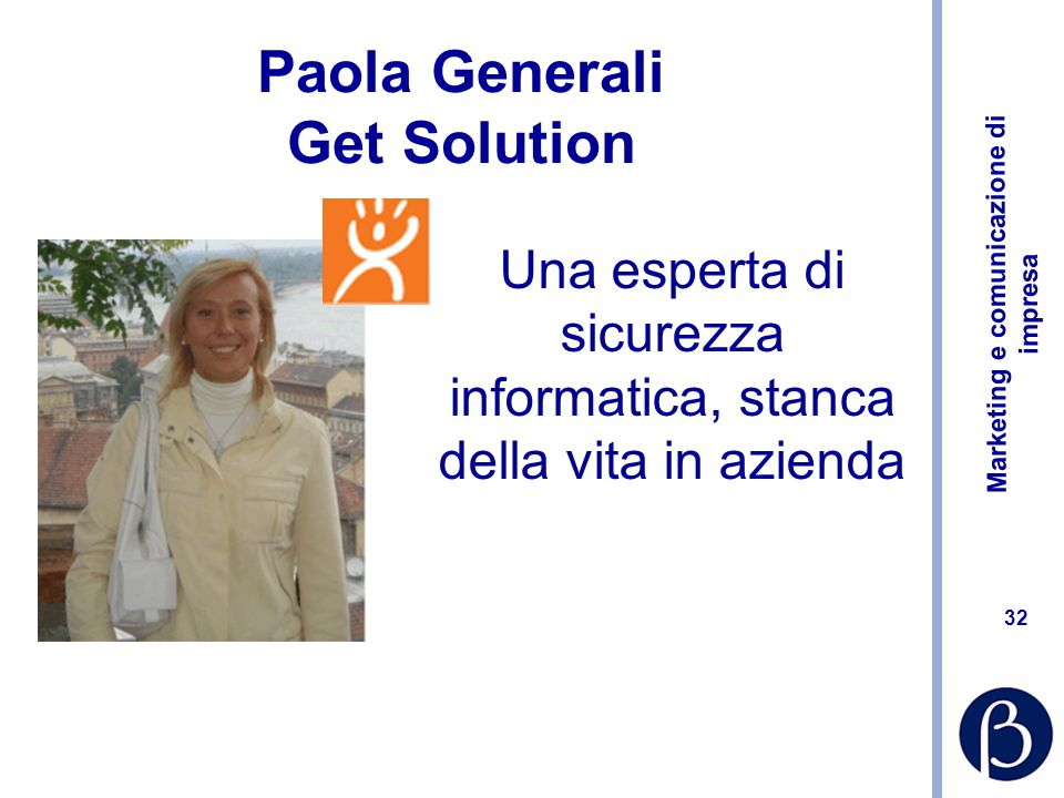 Paola Generali Get Solution