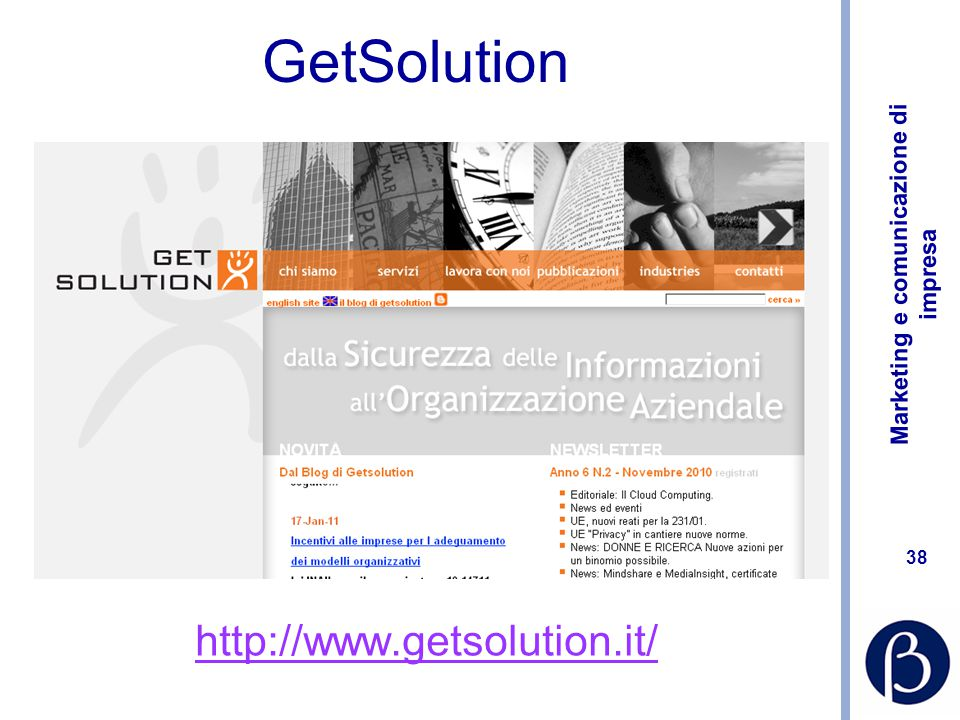 GetSolution http://www.getsolution.it/