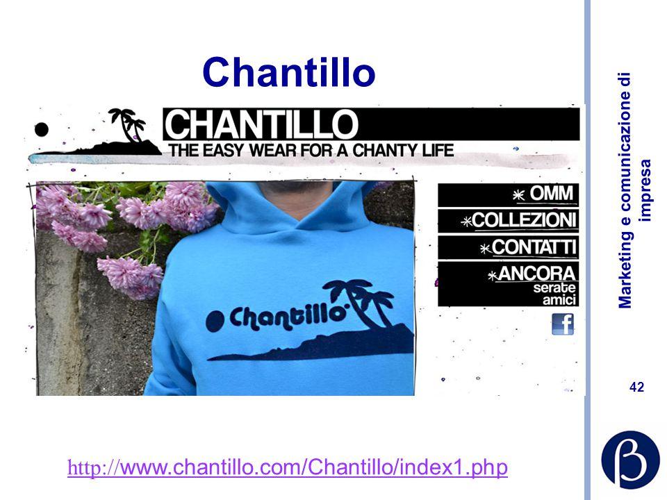 Chantillo http://www.chantillo.com/Chantillo/index1.php
