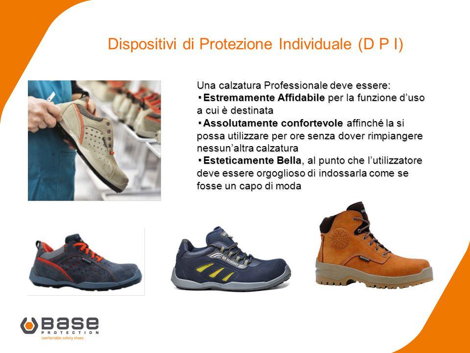 Dispositivi di Protezione Individuale (D P I)