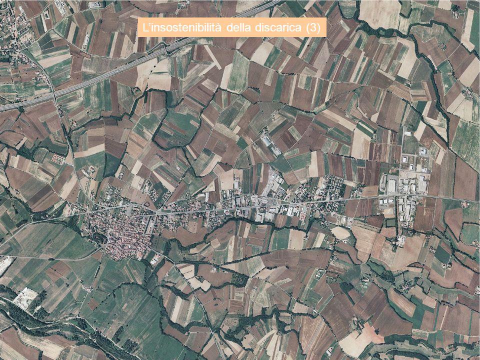 Italia (300.000 km2, 60 ml di abitanti): c.a. 30 Mt/a di RU.