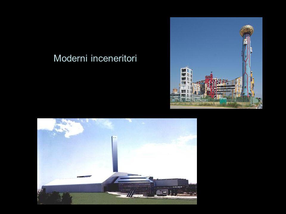 Moderni inceneritori