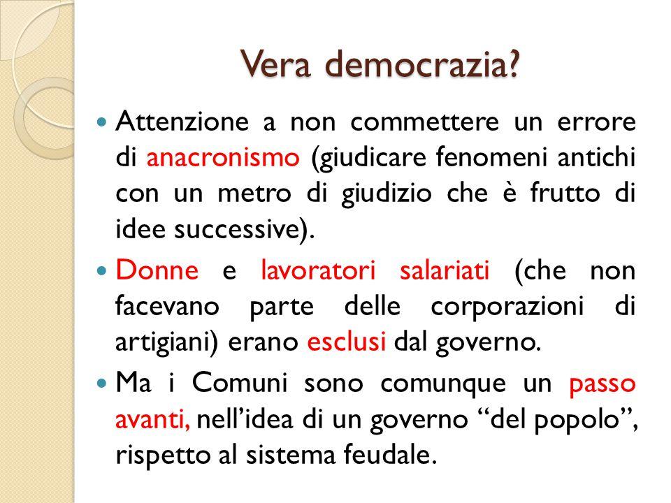 Vera democrazia