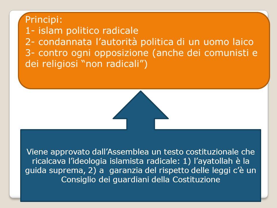 1- islam politico radicale