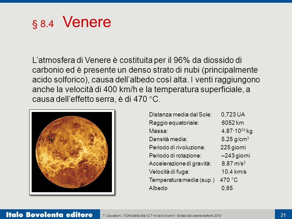 § 8.4 Venere