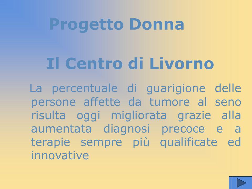 Progetto Donna Il Centro di Livorno