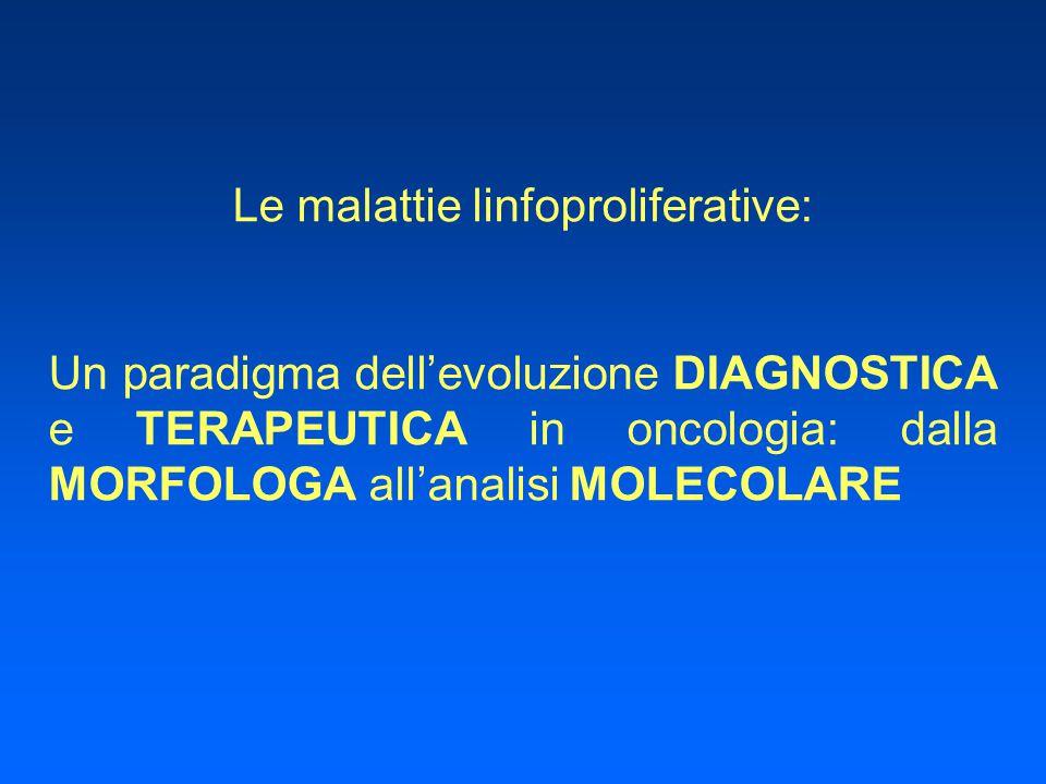 Le malattie linfoproliferative: