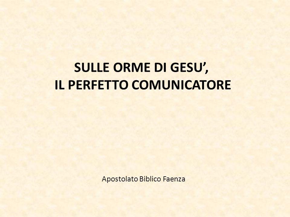 IL PERFETTO COMUNICATORE