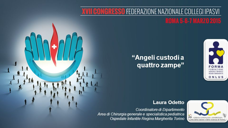 Angeli custodi a quattro zampe Laura Odetto