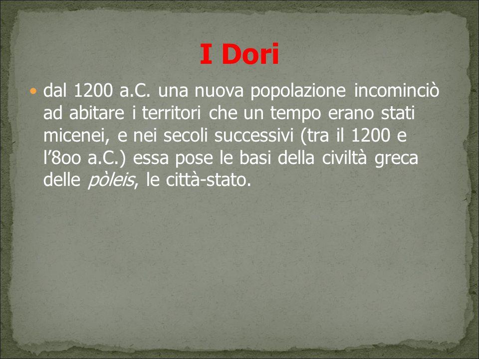 I Dori